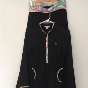 Lilly Pulitzer original luxlethic pant and jacket